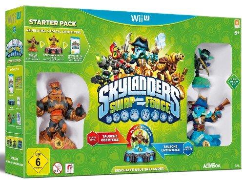 Wii U Skylanders Swap Force Starter Pack