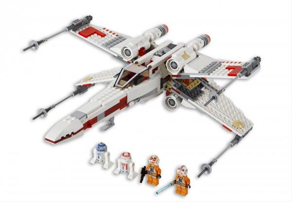 [ebay.de] LEGO STAR WARS X-wing Starfighter 44,00€ kostenloser Versand