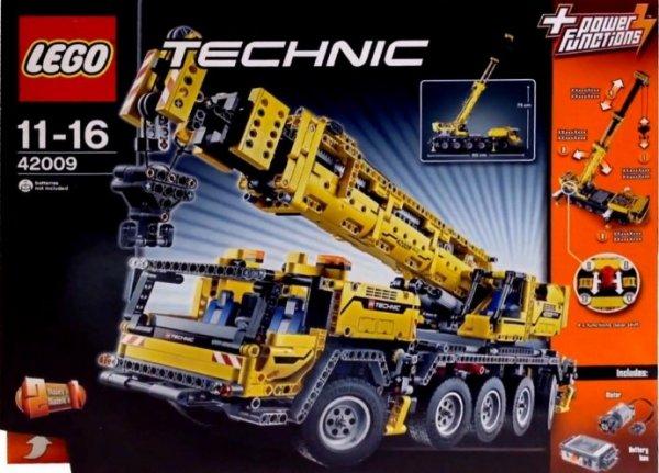 LEGO 42009 TECHNIC Mobiler Schwerlastkran für 139,99 € bei Intertoys
