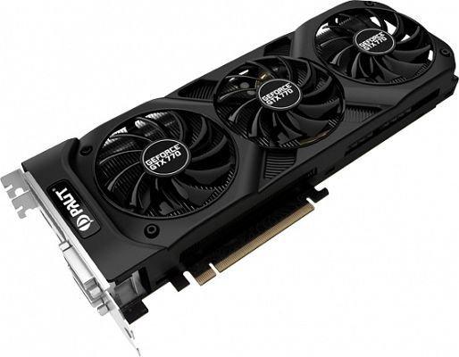 Palit GeForce GTX 770 (nicht Jetstream) 249,90