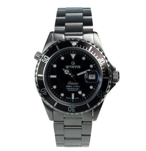 Quintus Diver Schweizer Automatik ETA Uhr für 399,75€ frei Haus @null.de