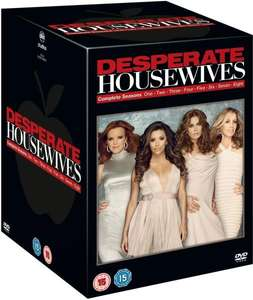 Desperate Housewives - The Complete Collection (DVD) Staffel 1 bis 8