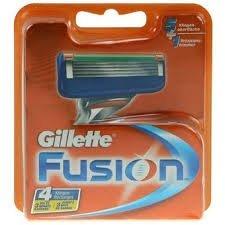 Lokal Rossmann Hannover Ahlem Gillette Fusion Klingen 4er Pack 5,00€!