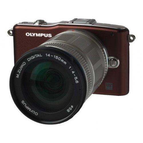 Olympus PEN PM-1 mit 14-150 M.Zuiko Objektiv - 353,99 €