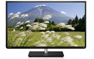 Toshiba 50L4363DG (126 cm, 50 Zoll, LED-Backlight TV A+, Full HD, DVB-T/-C/-S, 100Hz AMR, WLAN. CI+, Smart TV) schwarz