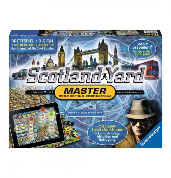 Ravensburger Spiele Scotland Yard Master