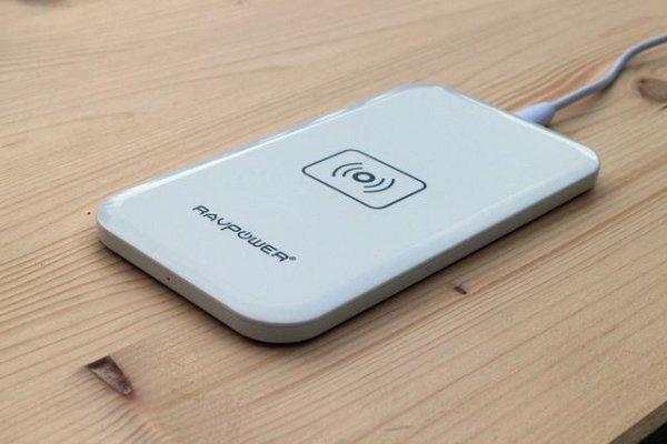 Qi-Ladegerät  - RAVPower RP-WCN7  z.B. fürs Nexus 5