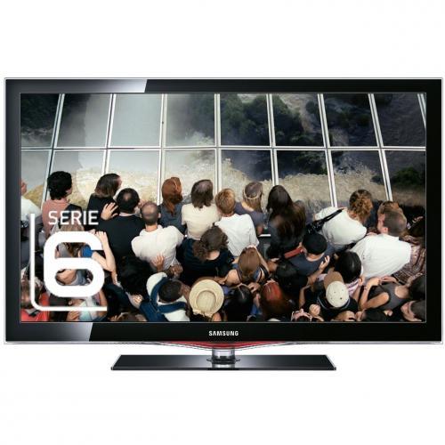 Samsung LE46C650 116,8 cm (46 Zoll) LCD-Fernseher (Full-HD, 100Hz, DVB-T/-C) WHD!