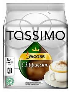 Saturn Online - Tassimo Jacobs Cappuccino T-Disc 260 g