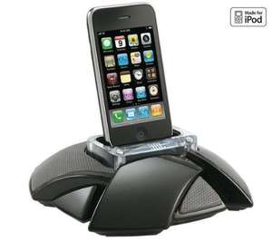 JBL On Stage Micro III tragbarer Lautsprecher/Dockingstation mit UK/EU Netzstecker Adapter kompatibel mit iPhone 3G, 3GS, 4, 4S, iPod Touch 4. Gen und iPod Nano 6. Gen - Schwarz für 11,10€ Amazon idealo 50€