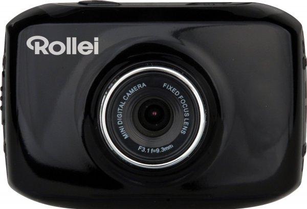 Rollei Bullet Youngstar, schwarz (Action-, Sport- und Helmkamera) für 7,81€ Amazon, idealo 46,94€