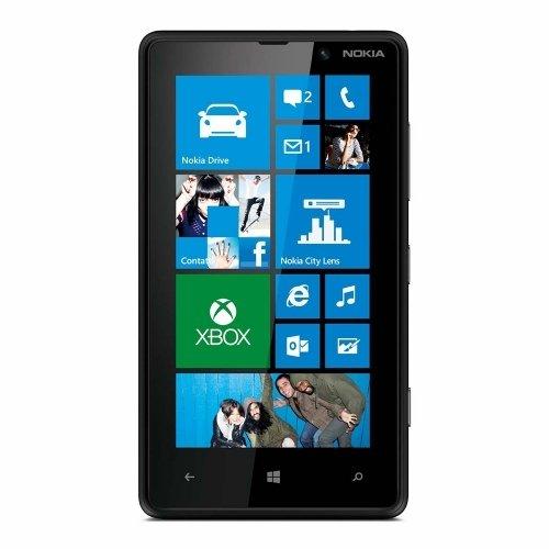 Nokia Lumia 820 LTE schwarz, Windows 8, Neuware ohne Simlock @ ebay
