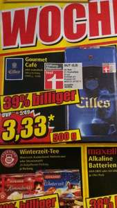 Eilles Gourmet Cafe 500g @norma 3,33€ ab 15.11