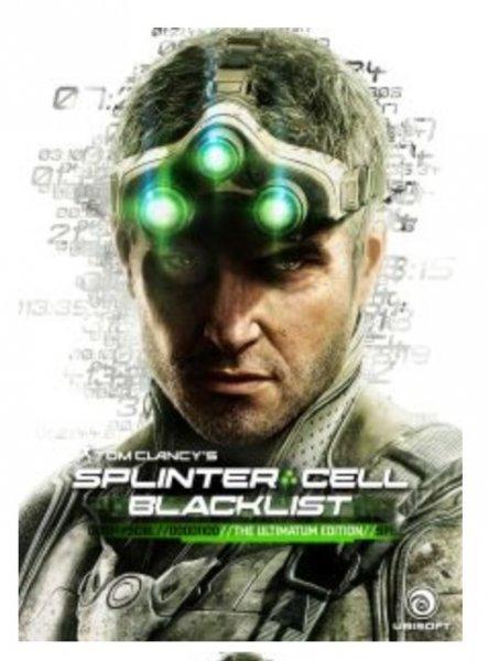 Splinter Cell Blacklist Ultimatum Edition (360/PS3) für 21,56 Euro inkl. Versand