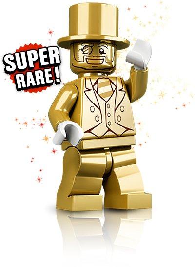 10x Lego oder Playmobil Mini Sammelfiguren für 10 EUR bei Toys'R'us