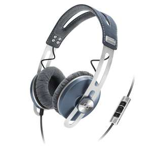 Sennheiser Momentum On-Ear Blau für 155,39 € @Amazon.es