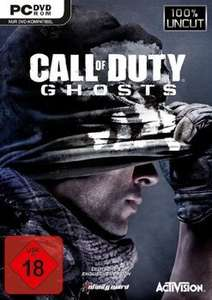 Call of Duty: Ghosts 36.49 € (Steam Key)