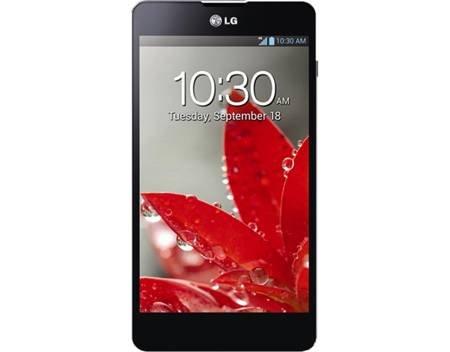 LG E975 Optimus G weiß