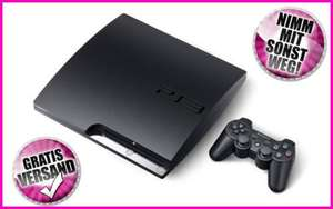 Playstation 3 Slim 120GB EBAY