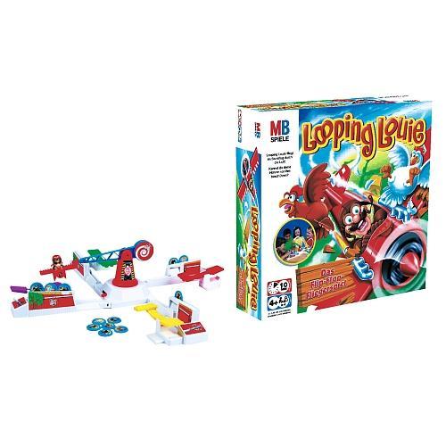 """Toys """"r"""" Us: 25% auf MB, Parker u. Hasbro Spiele, z.B. Looping Louie für 11,99"""