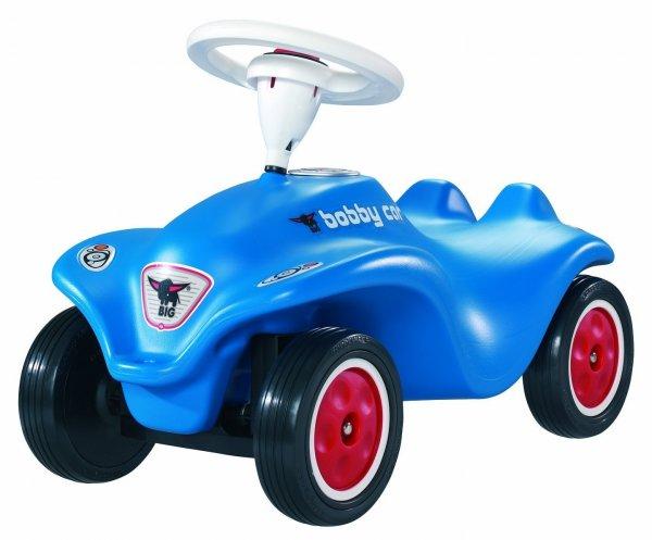 [Amazon WHD - Zustand: Gebraucht-wie neu]  BIG 56201 - New Bobby-Car, blau für 27,49€