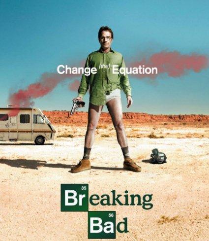 Breaking Bad - Staffel 1 für rund 8,99€ @Play.com - Mit deutscher Tonspur