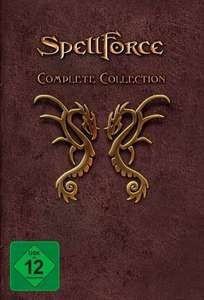 [Steam] Spellforce: Complete Collection (Mit Gutschein für 10 €)