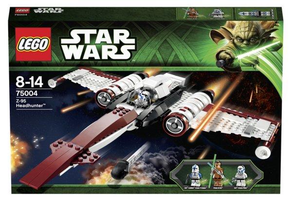 Lego Star Wars - Z-95 Headhunter (75004) für 24,94 Euro inkl. Versand (nur mit Qipu möglich)