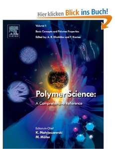 Polymer Science: A Comprehensive Reference, Ten Volume Set - AMAZON WHD