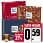 Ritter Sport 0,39€ / Tafel (EDEKA Südwest)