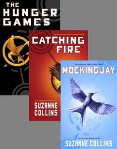 [Kindle] The Hunger Games Complete Trilogy für 2.74EUR @ amazon.co.uk
