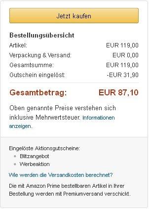 Amazon Blitzangebot TP-Link TL-WPA4220TKIT für 87,10