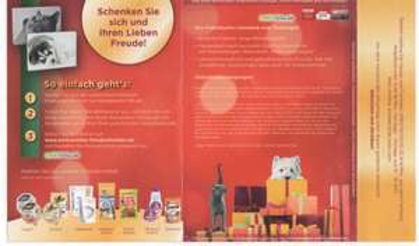 Real : 36X Sheba Katzenfutter  + Foto Leinwand 30 x 20 cm für 10,62€
