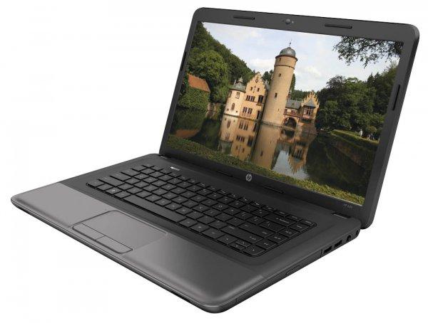 """HP650 Business Notebook, i3, 15"""" matt, 500GB, 4GB, BT, WLAN, Webcam, HDMI, DVD, Windows 8 Pro"""