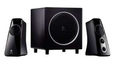 Logitech Z523 2.1 PC-Lautsprechersystem 40 W RMS schwarz bei Amazon für 59,- incl. Versand