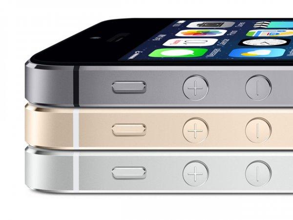 iPhone 5S 16GB Silber mit T-Mobile Complete M Friends für 30€! (Spacegrau 78€/Gold 114€)