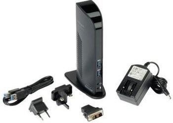 Kensington Single Uni Dockingstation (K33970EU) - USB 3.0 Dock für Tablets, Netbooks und mehr! 62,68€