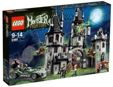 AMAZON LEGO Monster Fighters 9468 - Vampirschloss