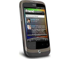 HTC Wildfire Android Smartphone Handy ohne Simlock - 169€