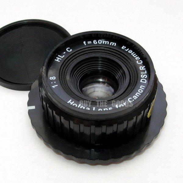 Holga Lomography Lens für Canon EOS 12,21€ @eBay
