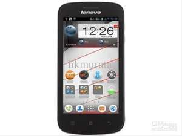 Lenovo A760 Smartphone Quad Core Andoid OS 1GB RAM 4GB ROM Wi-Fi 3G Bluetooth