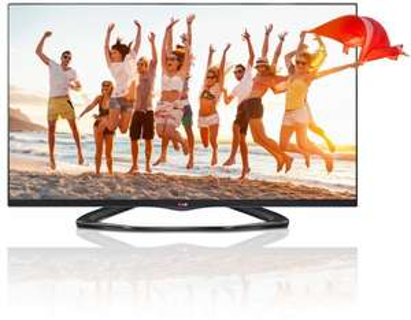 LG 32LA6608 32? Cinema 3D LED-Backlight-Fernseher für 429€ bei Amazon