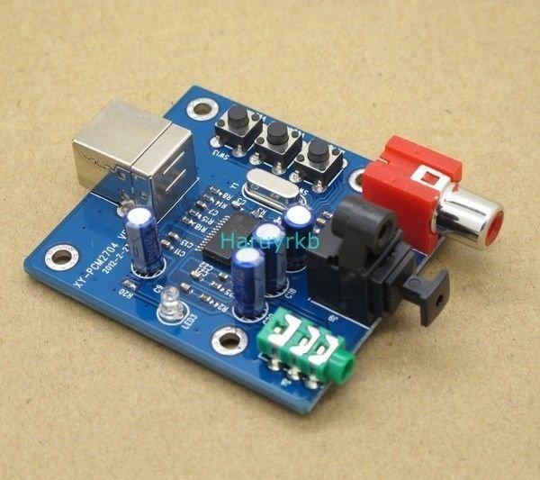 USB DAC für Raspberry Pi : S/PDIF Optischer Ausgang / Toslink