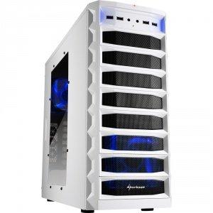 Sharkoon PC-Gehäuse REX8 Value Edition für 33,50€ inkl. VSK @ Rakuten