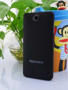 MYSAGA M2 Quad Core Android 4.2 Smartphone - 5.0 Inch FHD Screen, 8.0MP Front Camera, 13.0MP Back Camera