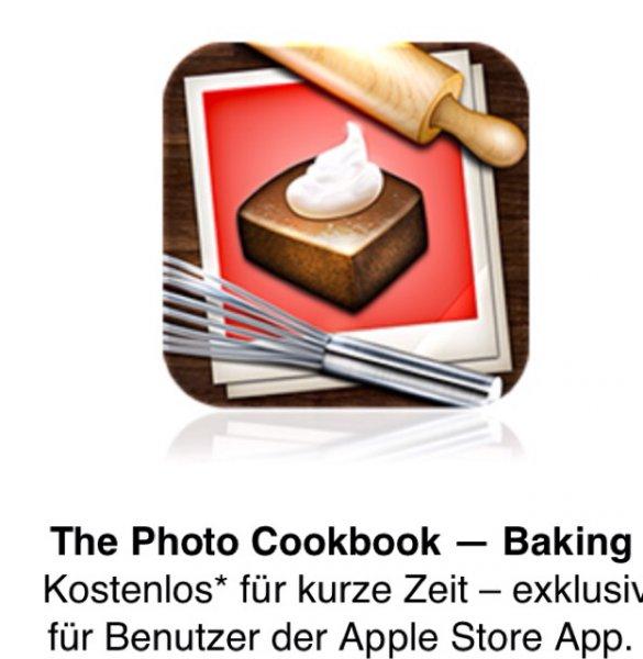The Photo Cookbook - Baking