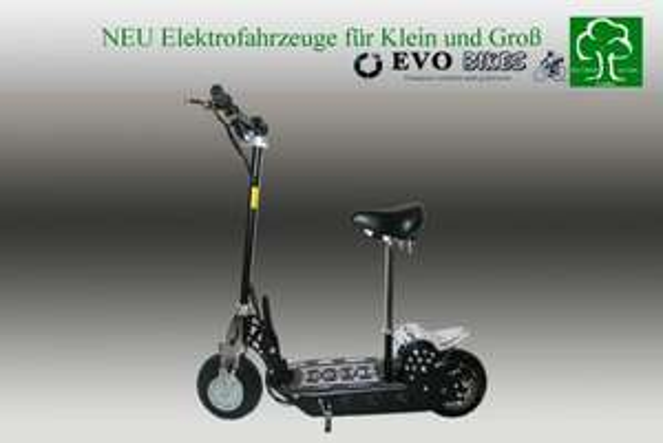 500W E-GO Elektro Scooter Impulse