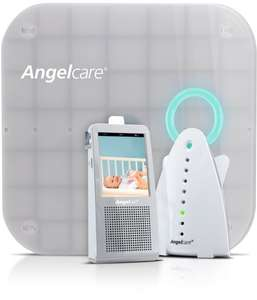 [amazon.co.uk] ANGELCARE AC1100 Babyphone mit Bewegungsmelder + Video-Überwachung