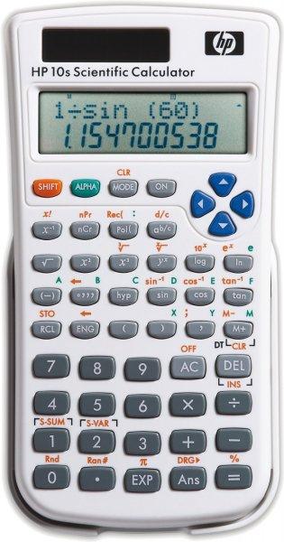 """HP™ - Wissenschaftlicher Taschenrechner """"HP 10s+"""" ab €6,76 [@HP.de]"""