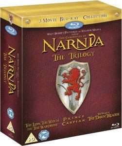 The Chronicles of Narnia Trilogy (Blu-ray) für 10,33€ @Zavvi
